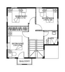 Floor Plan Two Storey House Sarah Dramatic Open To Below Two Storey House Pinoy Eplans