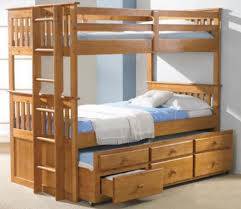 Used Bunk Beds Buuk Bed With 3 Beds Can Be Used By Everyone Elites Home Decor