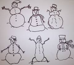 how to paint a snow figure in watercolor 11 steps with pictures