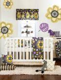 Sweet Potato Crib Bedding Baby Boy Bunny And Ted 4 Pc Crib Bedding Sets Crib Bedding