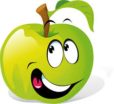 apple cartoon cartoon apple flashcards pinterest cartoon apples and clip art