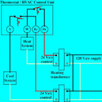 wiring a thermostat transformer yondo tech