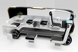 futuristic cars interior cubie car always on the move futuristic news