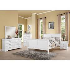 full size white bedroom sets full size bedroom sets for less overstock com