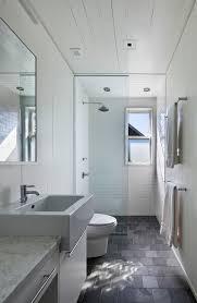 narrow bathroom ideas bathroom transitional bathroom ideas narrow space with blue