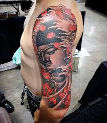 60 japanese half sleeve tattoos for manly design ideas