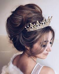 35 wedding updo hairstyles for long hair from ulyana aster deer