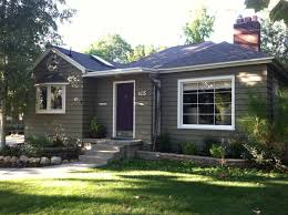 Grey House by Exterior Paint Colors Combinations Color Clipgoo Home Design