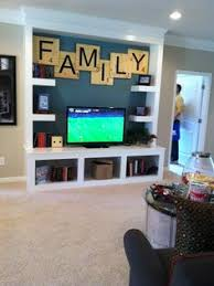 Fun Family Room Decorhome  Fun Family Room Wall Art Maybe We - Fun family room