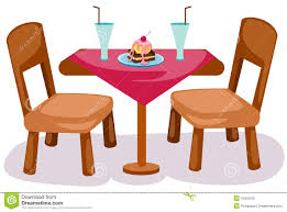 table and chairs royalty free stock photo image 16353165