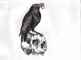 25 trending black crow tattoos ideas on pinterest crow tattoos