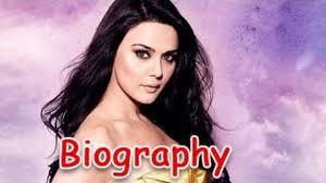 preity zinta cute actress of bollywood biography video