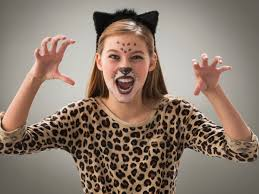 easy cat halloween makeup 5 halloween makeup ideas that are actually easy southern living