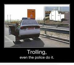 Funny Police Memes - even the police trolls funny pictures quotes memes funny images