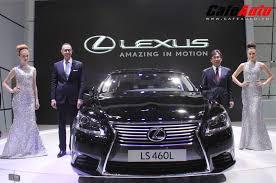 xe lexus moi nhat toyota lexus bất ngờ tấn công vào thị trường việt nam xe toyota