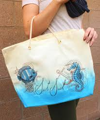 nautical tote tutorials threads unique and awesome embroidery designs