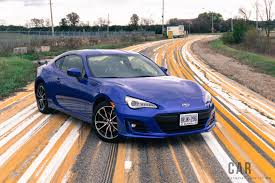 subaru sports car 2017 review 2017 subaru brz sport tech canadian auto review