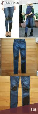 Blank Nyc Patchwork - blank nyc denim nwt tags nyc and