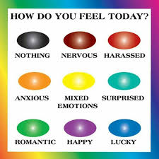 mood ring color chart meanings best mood rings 12 best stone rocks mood rings images on pinterest mood rings