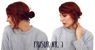 Bob Frisuren Stylen by Wie Style Ich Kurze Haare 3 Lieblingsfrisurenbeauty 3