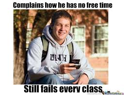 College Students Meme - college student by the duke meme center