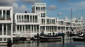 Floating Houses Floating Houses To Fight Climate Change In Holland Dw