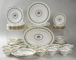 wedgwood appledore 58 piece set exquisite traditional design at