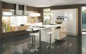 ilot cuisine pour manger ilot table cuisine design inspirations et cuisine ilot central