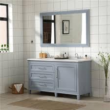 grey bathroom vanity cabinet hangzhou qierao sanitaryware co ltd bathroom cabinet or vanity