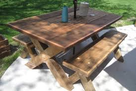 slate outdoor dining table patio furniture fence row furniture
