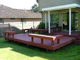 deck designs for mobile homes home design covered deck ideas for