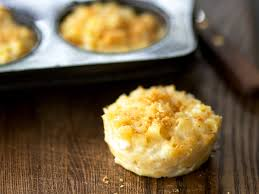 muffin cup macaroni and cheese recipe kate winslow food u0026 wine