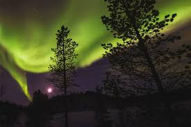 how do the northern lights happen chasing the northern lights in norway