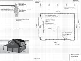 Cinder Block Garage Plans by Homestead Bliss Self Built Barn