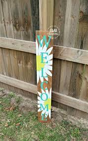 Outdoor Wood Decor Best 25 Outdoor Signs Ideas On Pinterest Wooden Diy Signs