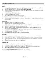 Hvac Installer Job Description For Resume by Cv Hvac Mep Engineer