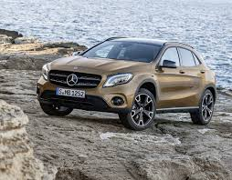 mercedes suv range mercedes gla 2017 prices and specs been revealed for the