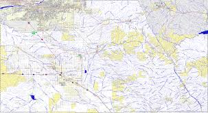 Arizona City Map by Bridgehunter Com Pinal County Arizona