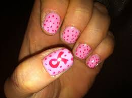 107 best breast cancer awareness nail art images on pinterest
