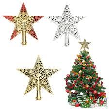 wholesale lovely shiny decorative tree topper