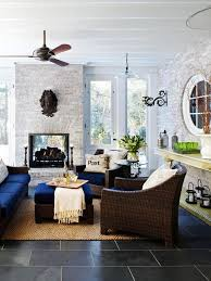 Modern Wicker Furniture by Wicker Furniture Adding Cottage Decor Feel To Modern Living Room