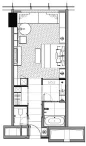 159 best hotel room plans images on pinterest architecture
