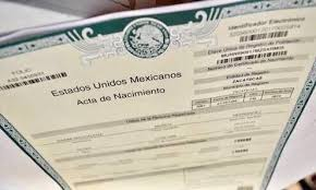 formato de acta de nacimiento en blanco gratis ensayos chiapanecos ya pueden imprimir actas de nacimiento por internet