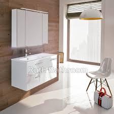 Discount Bathroom Furniture China Bathroom Mirror Cabinet Mirrored With Regard To Vanity