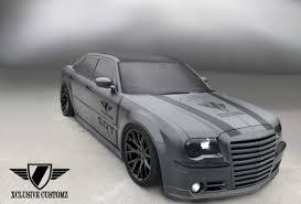 chrysler grill chrysler 300c full body kit u2013 xclusive customz