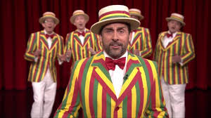 steve carell and jimmy fallon sexual healing barber shop quartet
