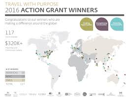 Map Grant Hilton Worldwide Awards 320 000 To Properties Around The World
