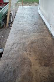 Concrete Stain Colors For Patios Best 25 Stamped Concrete Ideas On Pinterest Concrete Patio