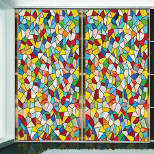 online get cheap stained glass wallpaper aliexpress com alibaba
