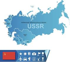 former soviet union map former soviet union clip vector images illustrations istock